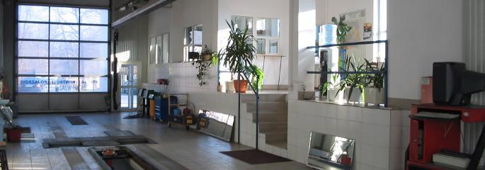 Stacja Kontroli Pojazdów MOTOS